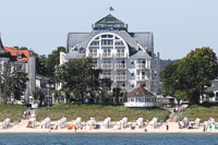 Hotel am Meer in Binz