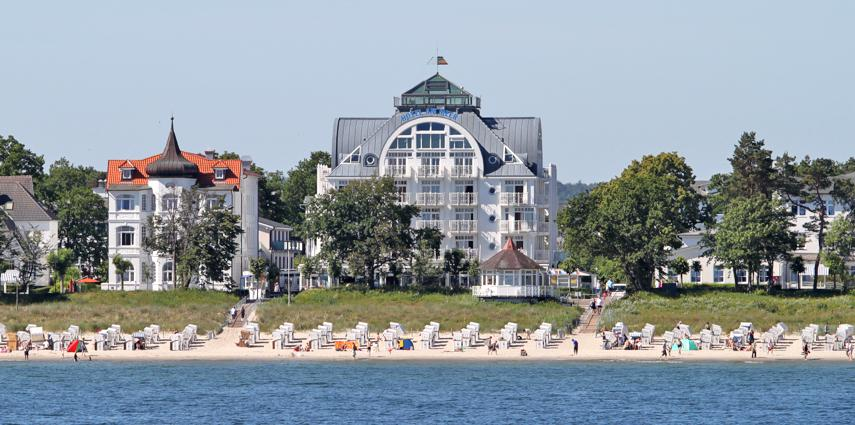 Binz Hotel Am Meer Spa