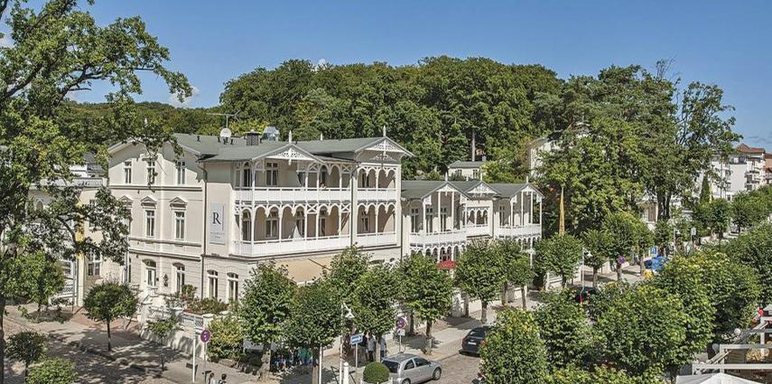 Romantik roewers privathotel sellin for Sellin rugen urlaub